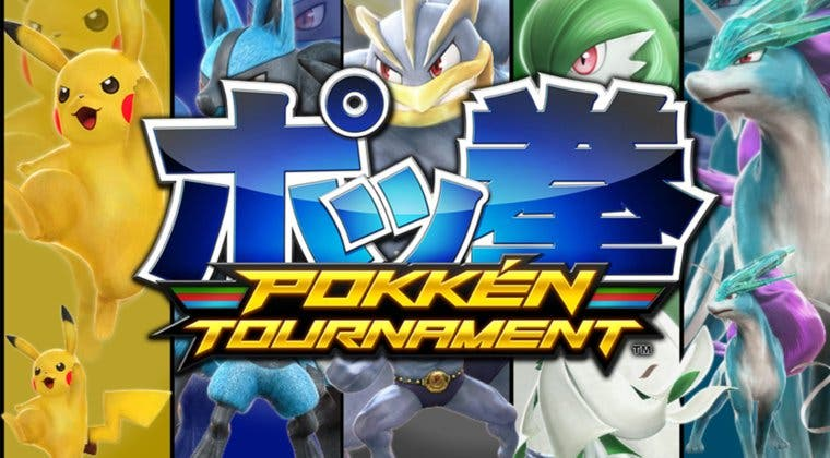 Imagen de Pokken Tournament Open Championship anunciado para julio