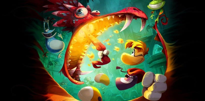 Ya disponible Rayman Legends: Definitive Edition para Nintendo Switch