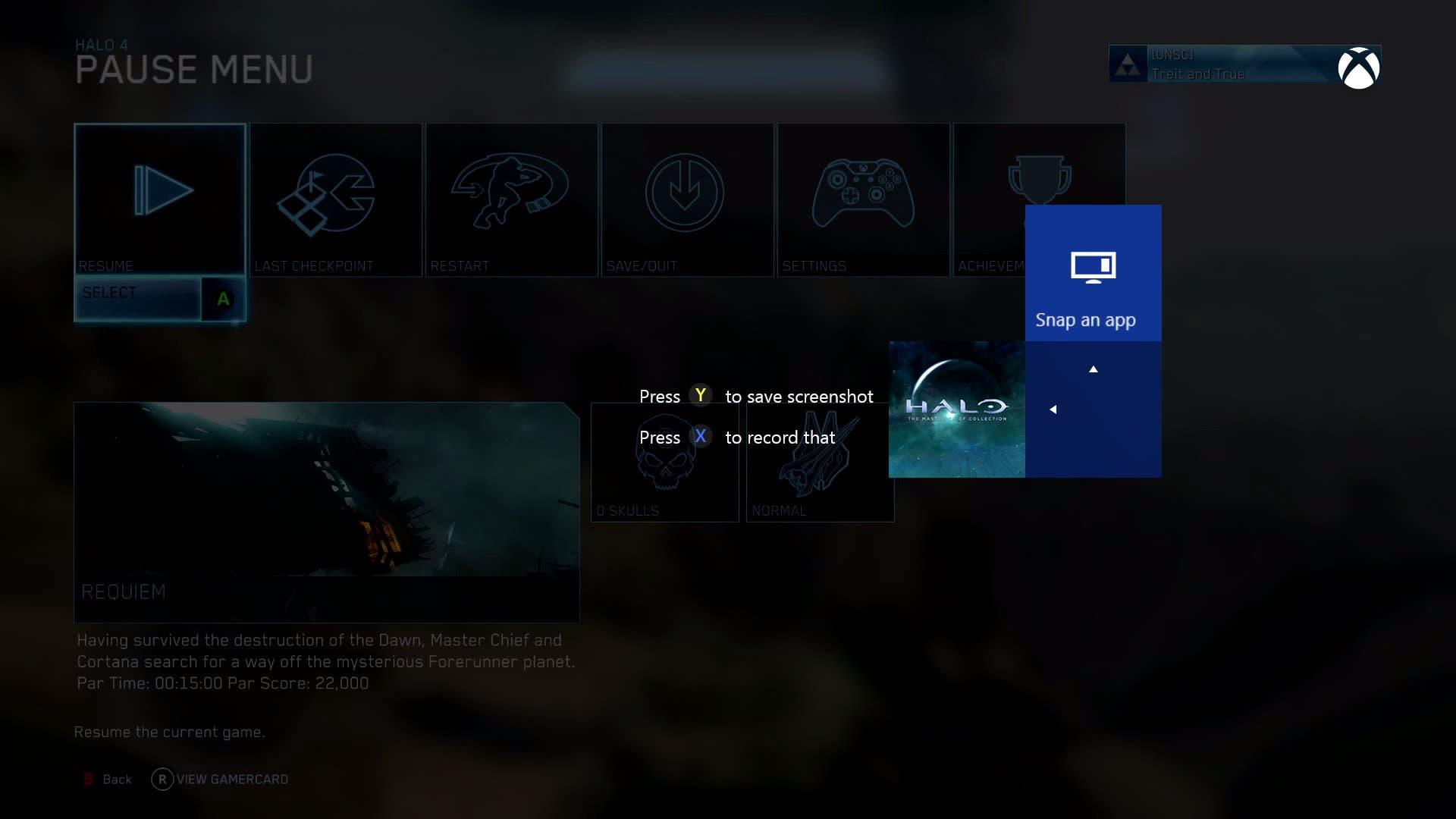 Screenshots Xbox One