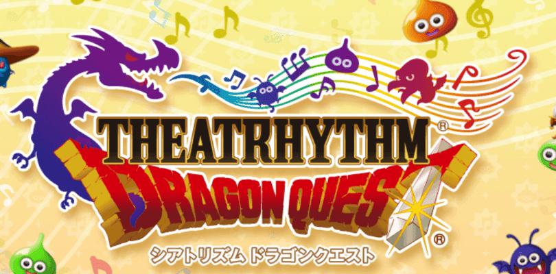 Tema gratis para los compradores de Theatrhythm Dragon Quest de 3DS
