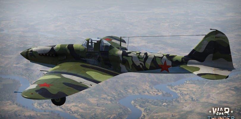 Ya disponible la actualización 1.47 de War Thunder: Big Guns