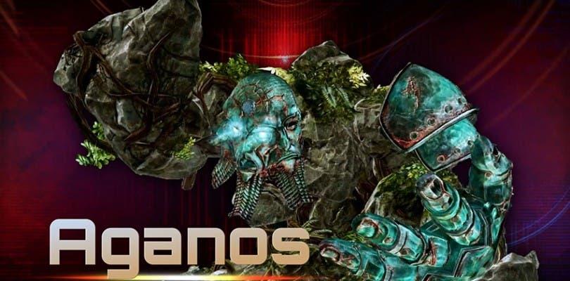 El gigantesco Aganos es el siguiente luchador de Killer Instict