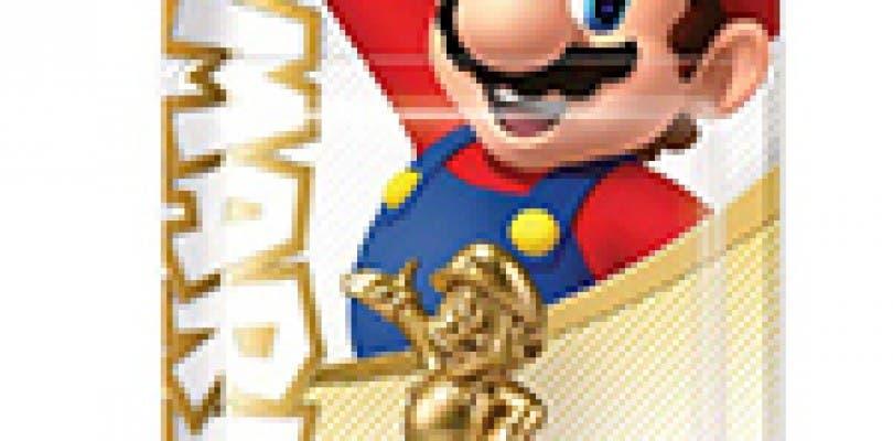 Los Amiibos dorados serán exclusivos de las tiendas Walmart
