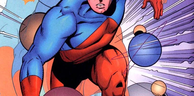 Primer vistazo oficial a Atom en Arrow