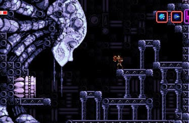 Axiom Verge se deja ver en acción en PlayStation Vita
