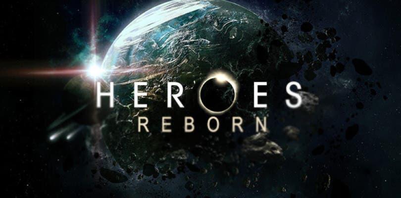 Primer spot televisivo de Heroes Reborn