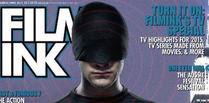 Nuevo vistazo a Charlie Cox como Daredevil