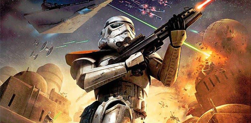 Electronic Arts muestra a puerta cerrada Star Wars Battlefront