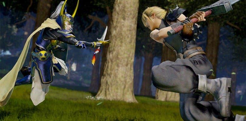 Primeras imágenes de Dissidia Final Fantasy