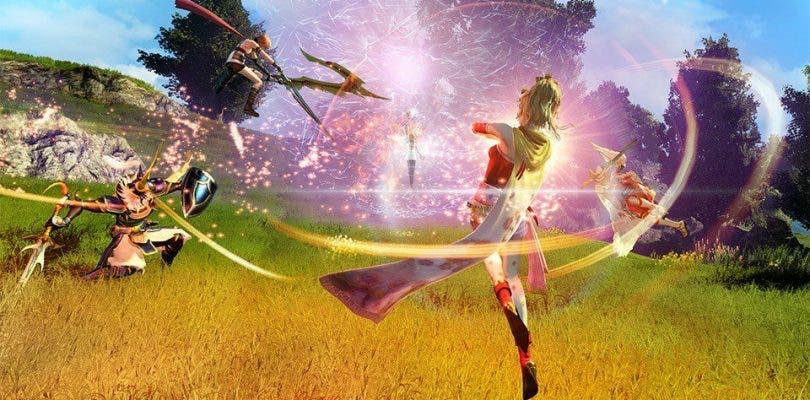 Nuevo tráiler y vídeo comparativo de Dissidia Final Fantasy