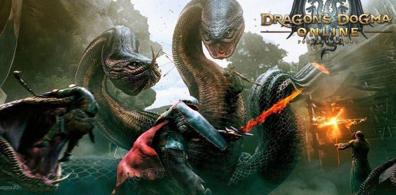Dragon's Dogma Online se deja ver en nuevas imágenes y vídeo