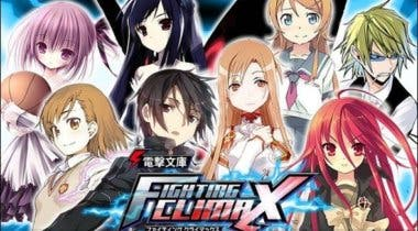 Imagen de Dengeki Bunko: Fighting Climax llegará a PlayStation 3 y PlayStation Vita
