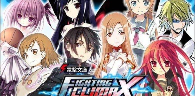 Dengeki Bunko: Fighting Climax llegará a PlayStation 3 y PlayStation Vita
