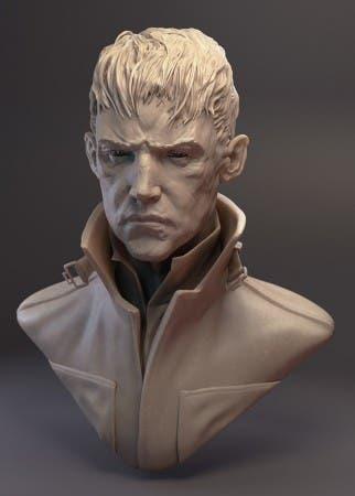 escultura dishonored