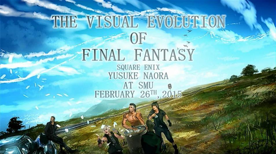 final fantasy XV cartas