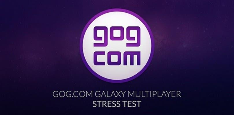 GOG ha programado para hoy una prueba de sus servidores