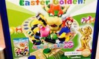 Se confirma la fecha de lanzamiento del amiibo dorado de Mario