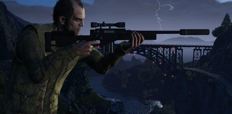 Comparan los gráficos de Grand Theft Auto V en PlayStation 3, PlayStation 4 y PC