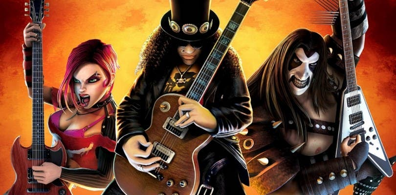 Guitar Hero podría volver a PlayStation 4 y Xbox One