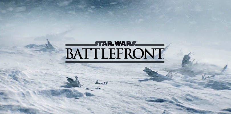 Se revela la fecha de lanzamiento del tráiler de Star Wars: Battlefront