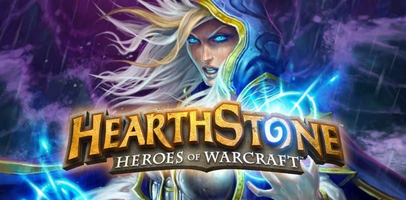 Hearthstone reporta 20 millones de dólares al mes a Blizzard