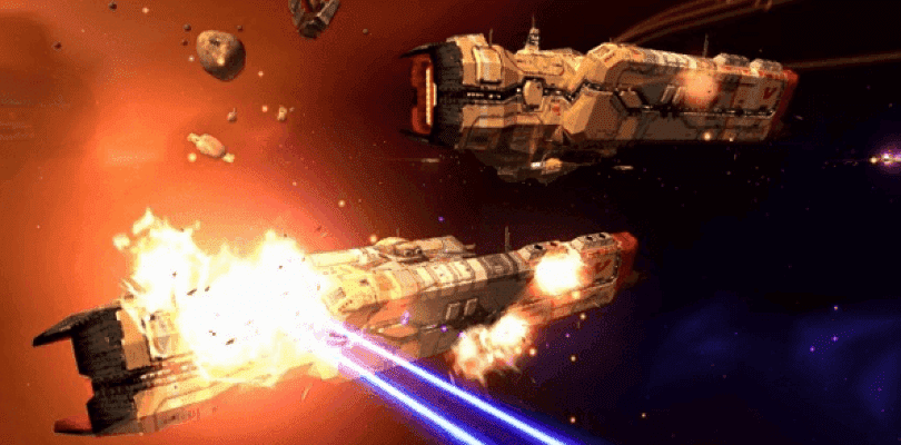 Gearbox lanza el primer diario de desarrollo de Homeworld Remastered Collection