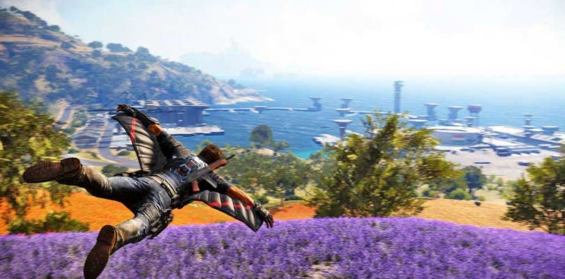 "Just Cause 3: ""Esto es realmente un sandbox"""