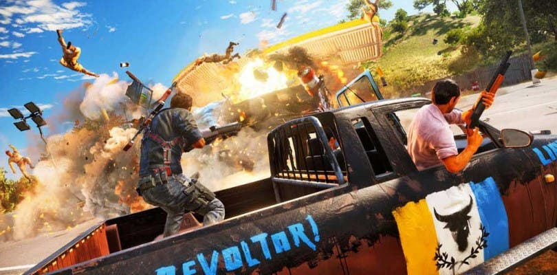Ya disponible el mod multijugador para Just Cause 3 en PC