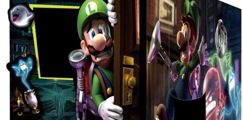Nuevas imágenes de Luigi's Mansion Arcade