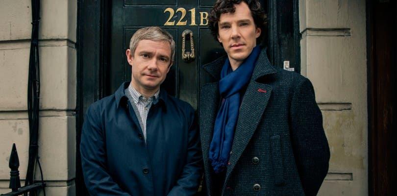 Mark Gatiss da una pista sobre el argumento del especial de Navidad de Sherlock