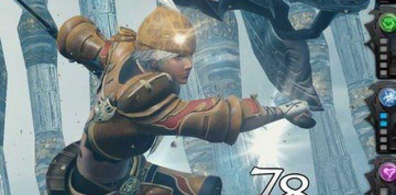 Primera imagen del gameplay de Mevius Final Fantasy