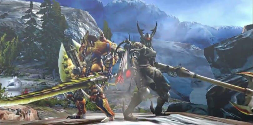 "Ya disponible el ""Starter Pack"" para Monster Hunter 4 Ultimate"