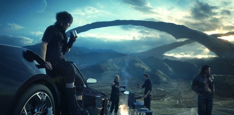 Final Fantasy XV muestra más detalles de su mapa, armas, controles y enemigos
