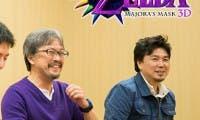 El productor de Majora's Mask es entrevistado por Iwata