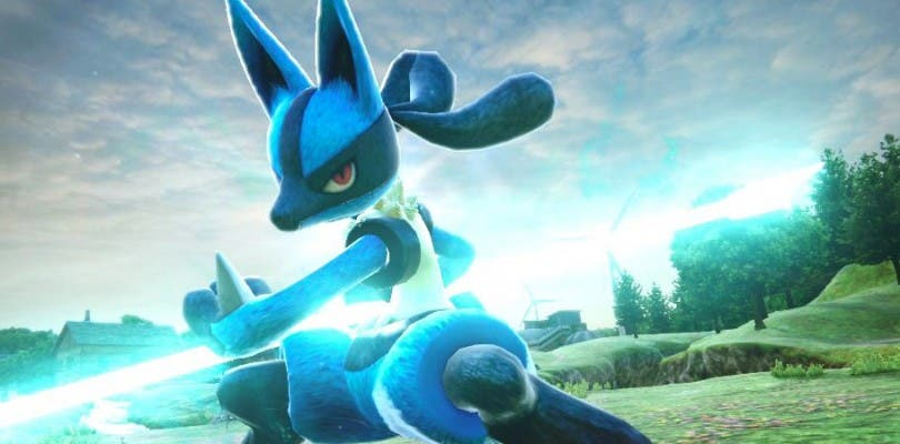 Más de 20 minutos del Test de Localizacion de Pokken Tournament