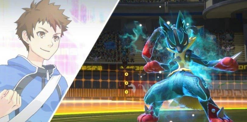 Nuevo tráiler de la versión de Pokkén Tournament para Wii U