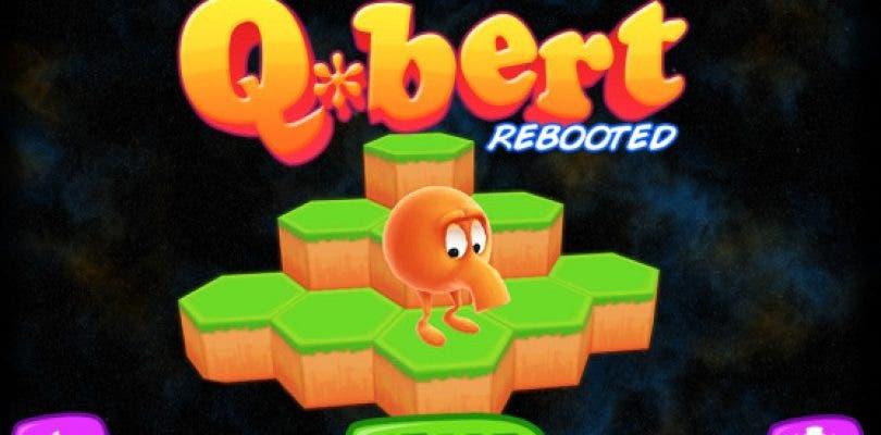 El clásico Q*Bert llegará remasterizado a las consolas de Sony