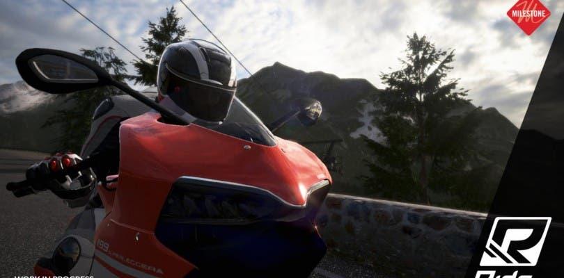 Ride nos presenta su Circuito en las calles de Milan