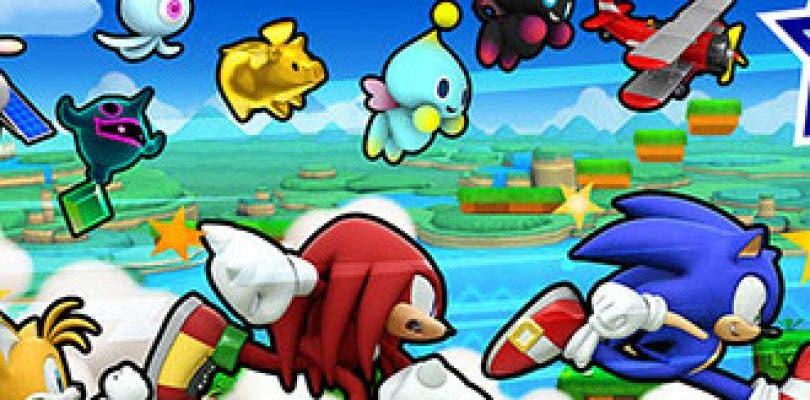 Primer tráiler oficial de Sonic Runners