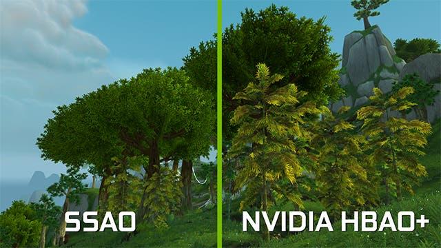 SSAO vs Hbao2