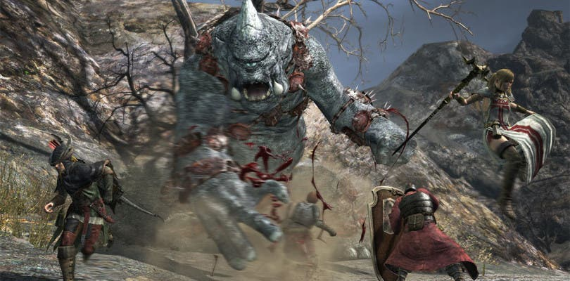 Nuevas imágenes y artworks de Dragon's Dogma Online