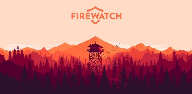 Firewatch llegará a PlayStation 4