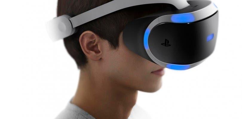 Sony muestra la nueva versión de Project Morpheus, que saldrá en 2016