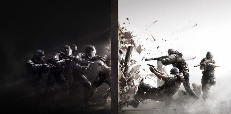 Rainbow Six Siege anuncia su fase Alpha para PC