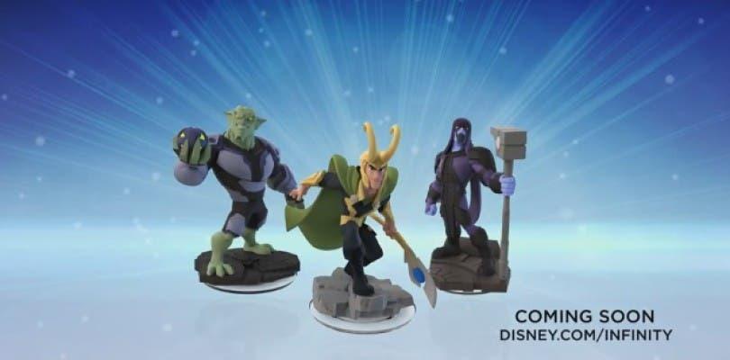 Nuevas figuras de Disney Infinity 2.0: Marvel Super Heroes