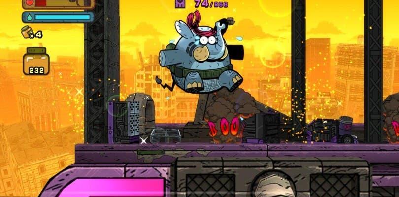 Tembo The Badass Elephant será el nuevo juego de Game Freak y Sega
