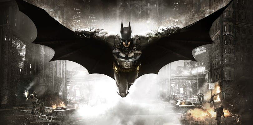 Anunciada la PS4 edición limitada Batman: Arkham Knight