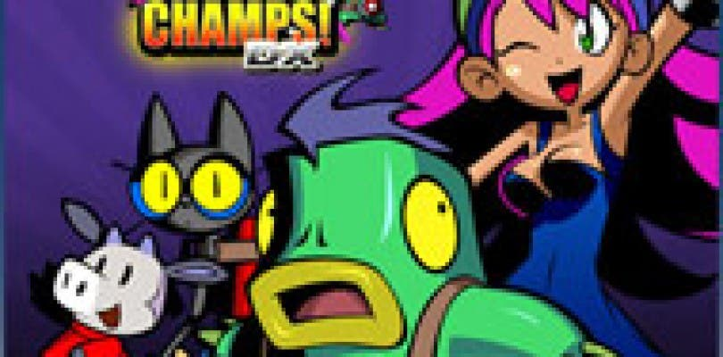 Mighty Flip Champs DX totalmente gratis para los usuarios de PlayStation Plus