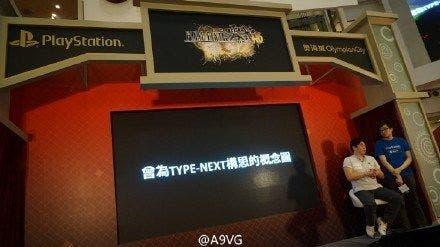 """Imagen de Primeras ilustraciones de Final Fantasy Type-""""Next"""""""