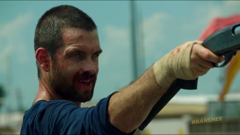 8 BANSHEE SEASON 3 EPISODE 08 ALL THE WISDOM I GOT LEFT REVIEW HOOD EH